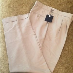 Ashworth Golf Pants Slacks 40 NWT